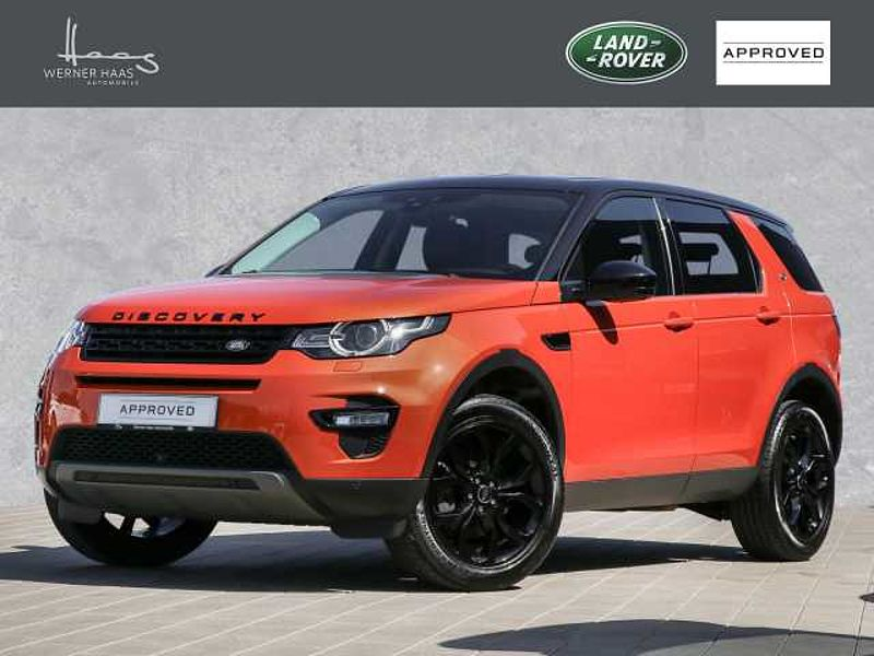 Land Rover Discovery Sport TD4 Aut. HSE *Black Pack*
