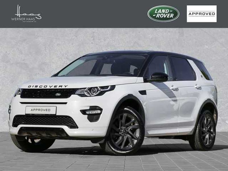 Land Rover Discovery Sport TD4 Aut. Dynamic Sonderedition