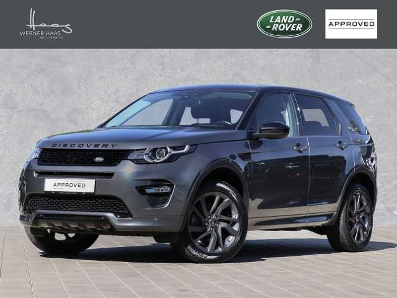 Land Rover Discovery Sport TD4 SE, Dynamic, AHK, Xenon